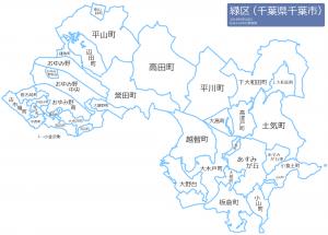 10/24 ポスティング配布エリア
